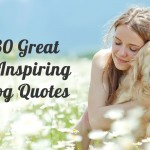 80 Great and Inspiring Dog Quotes - Woman with Golden Retriever